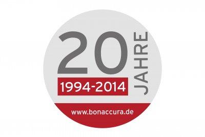 20 Jahre Bonaccura