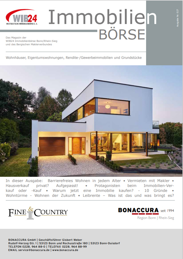BONACCURA Immobilienzeitung 027